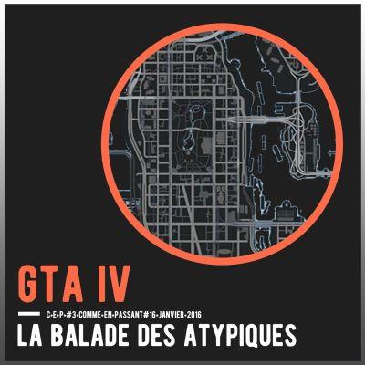 image GTA IV, la balade des atypiques