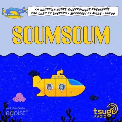 SoumSoum avec LŪV (Egoist Records) cover