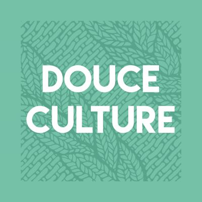 Douce Culture #9: Le Train Bleu cover