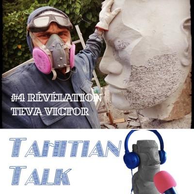 Cover' show #4 Teva Victor - Révélation d'un sculpteur autodidacte et passionné.