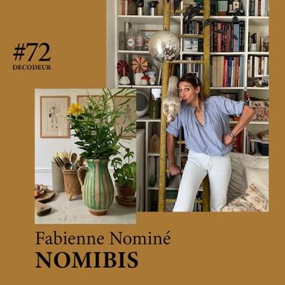 #72 Fabienne Nominé - NOMIBIS, entre antiquités et excentricités cover