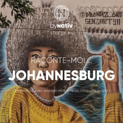 Raconte-moi ... Johannesburg en Afrique du Sud cover