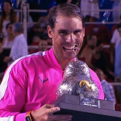 Épisode 8: Djokovic invincible, Nadal roi au Mexique, Adieu Maria et cap sur les qualifs de la Coupe Davis