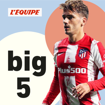 Griezmann, home sweet home cover