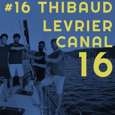#16 Thibaud Lévrier - Tour de l'atlantique : ses anecdotes et conseils 🤩 cover