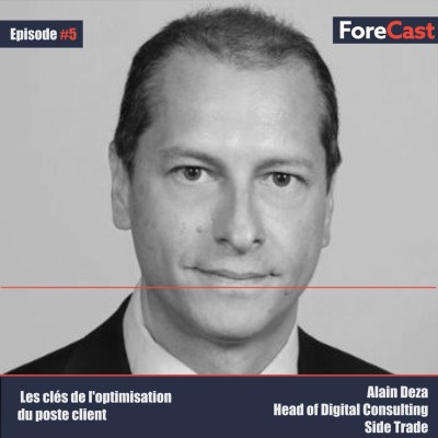 #05 - Alain Deza - Head of  digital consulting - Sidetrade - Les clés de l'optimisation du poste client cover