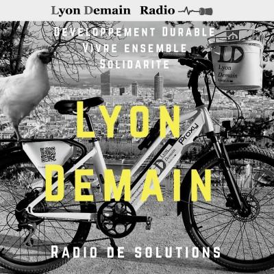 LYON DEMAIN Gérald BOUCHON cover