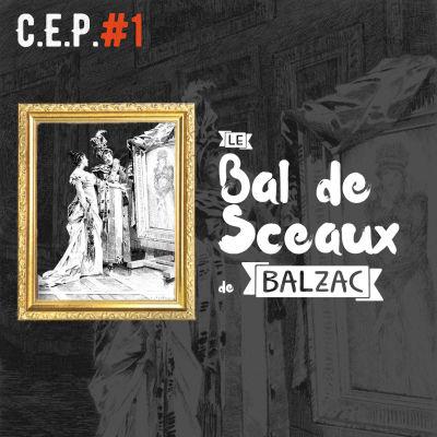 image Le Bal de Sceaux de Balzac