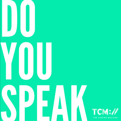 Do you speak? by TCM cover