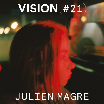 VISION #21 - JULIEN MAGRE cover
