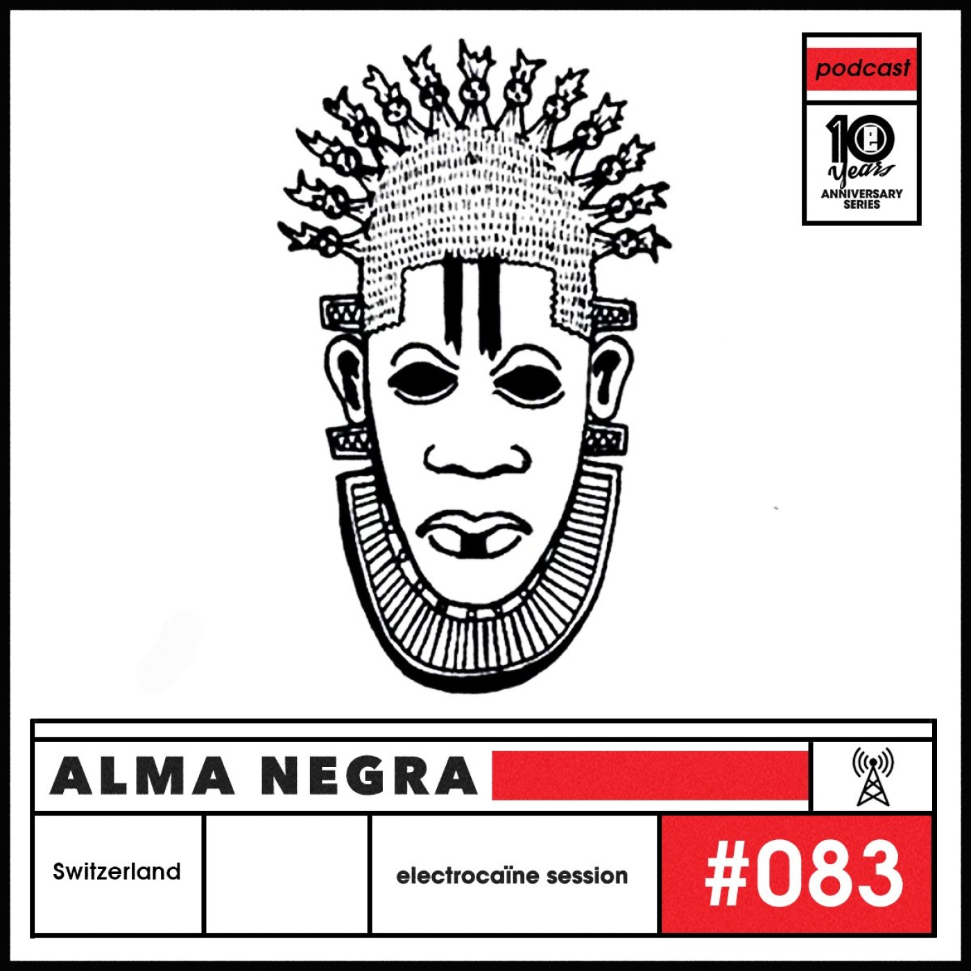 session #083 – Alma Negra