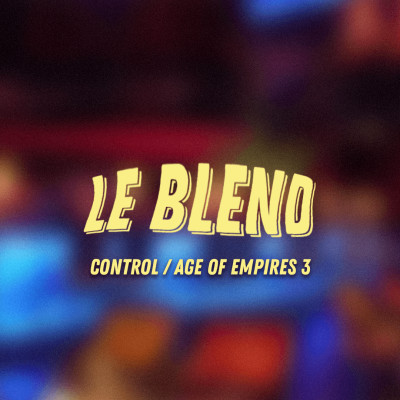 Blend #8 Control/Age of Empires 3 Def Edition ET Jalopy/Katana ZERO cover