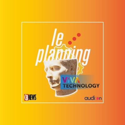 «Encourager une innovation positive» Avec Julie Ranty (VivaTech) cover