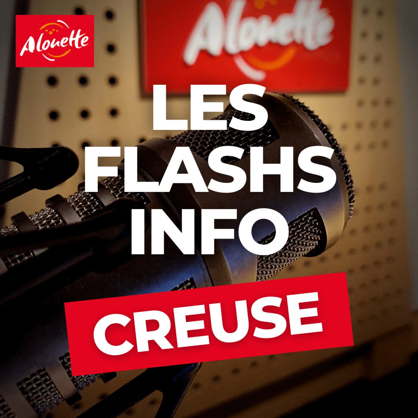 Alouette - Les Infos du 17 Septembre 05h30 en Creuse.