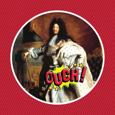 1686 : De la fistule de Louis XIV à l'hymne britannique cover