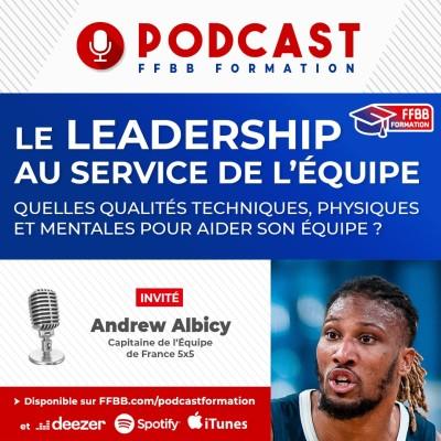 Ep21 : Le leadership au service de l'équipe cover