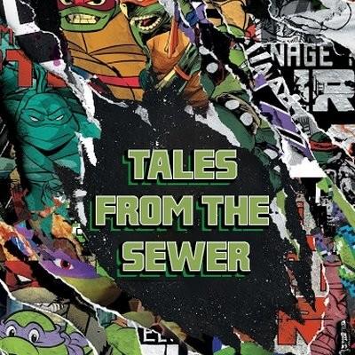 Tales from the Sewer #8 - Les pieds dans le plat (L'Histoire Secrète du Clan Foot) cover