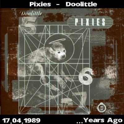 MDAM - 32 Years Ago - Doolittle sorti le 17 avril 1989 avec Barny cover