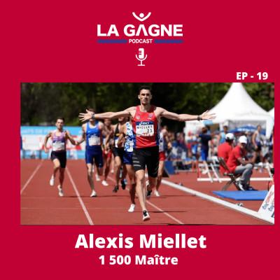 EP 19 - Alexis MIELLET, 1 500 Maître cover