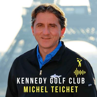 GOLF🏌️ Préparation mentale KGC#2 Michel Teichet, Master pro PGA : des rêves plutôt que des objectifs, de la fusion au lieu du lâcher-prise cover