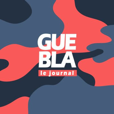 Le Journal de la Guebla cover