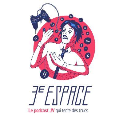 3E ESPACE #00 : Prologus cover