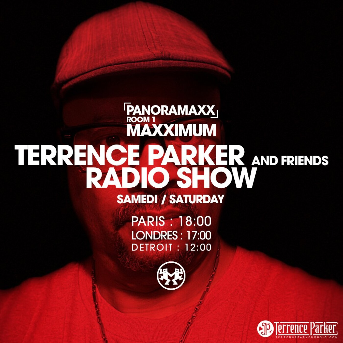 PANORAMAXX : TERRENCE PARKER & FRIENDS