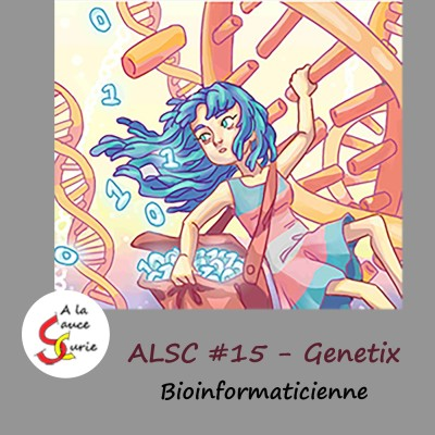 Genetix, bioinformatique, Youtube et transidentité cover