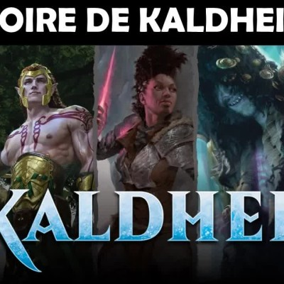 [FAIT OU FICTION #25] L'histoire de Kaldheim part 1 | Magic: The Gathering cover