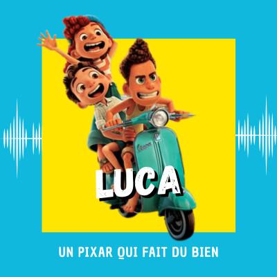 Luca : un Pixar qui fait du bien cover