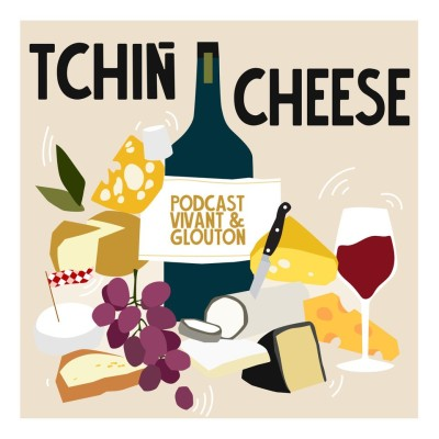TCHIN CHEESE cover