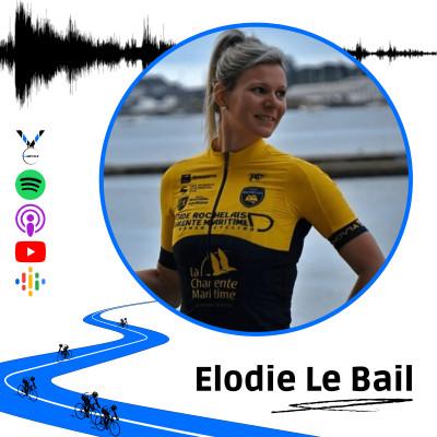 #1: Elodie Le Bail - Reprendre le cyclisme après 10 ans d'arrêt et monter sur un podium UCI cover