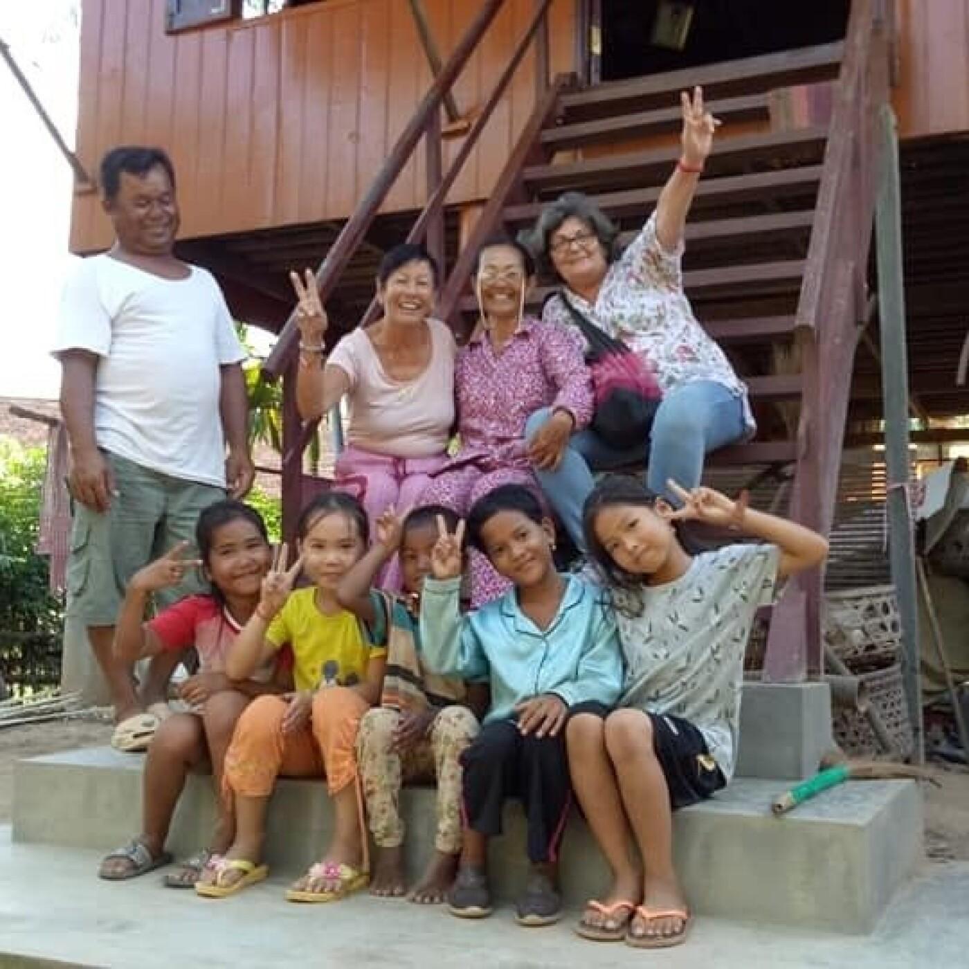 Laurence est expat au Cambodge depuis 7 ans - 16 04 2021 - StereoChic Radio