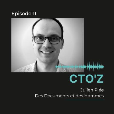 CTO'z #11 Julien Plée - CTO @Synthesio cover