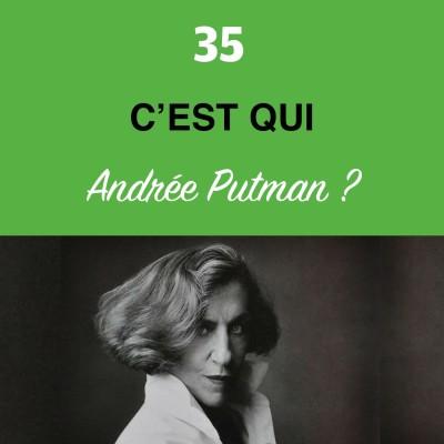 image Épisode #35 - Il est temps d'asseoir les femmes : Andrée Putman