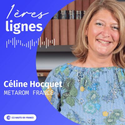 #1 - Céline Hocquet - METAROM France cover