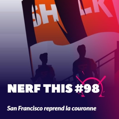 Nerf This - San Francisco reprend la couronne cover