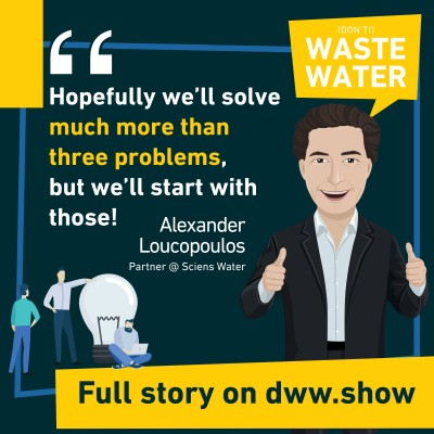 [Extract] Water is a Very Big Growth Market! cover