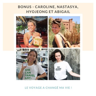 BONUS | Voyager a changé ma vie ! (avec 4 invitées !) cover