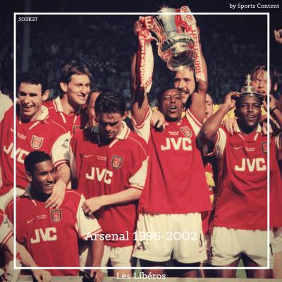 Arsenal 1996-2002 : les débuts de l'Arsenal Wenger ! cover