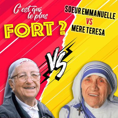 image Soeur Emmanuelle vs Mère Teresa, combat de bienfaitrices en octogone sans règles !