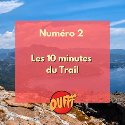Les 10 minutes du Trail #2 cover