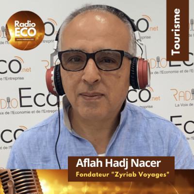 """Aflah Hadj Nacer I """"Les trois représentations des agents de voyage sont illégitimes"""" cover"""