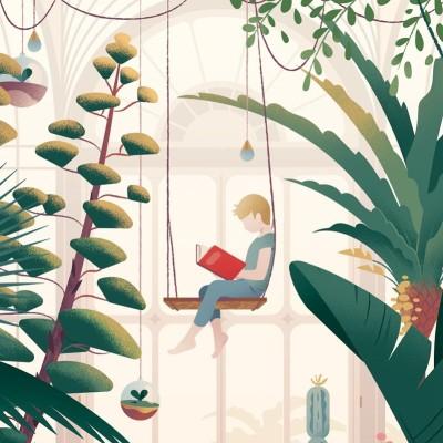 [replay] Marie-Laure Cruschi, autrice illustratrice de l'expérimenta cover