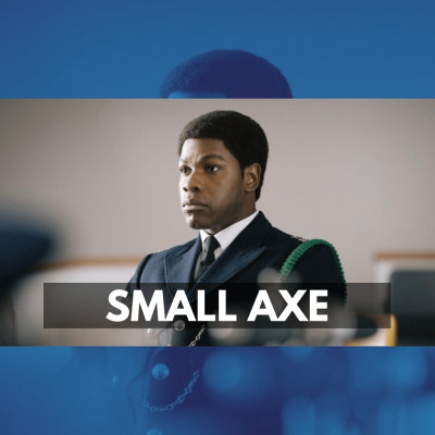 Small Axe ⭐⭐⭐⭐ cover