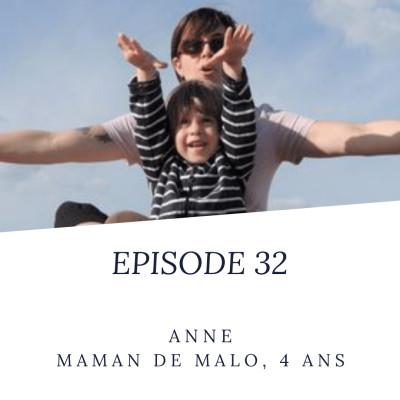 Episode 32 - Anne cover