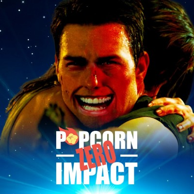 #084 - L'autre Mission Impossible 3 - Popcorn Zero Impact cover