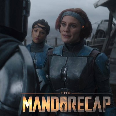 The mandalorian récap chap 11 : The Heiress cover