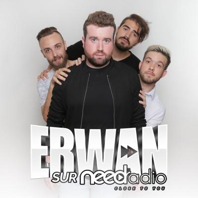 Erwan sur NEED Radio S2 #10 (15/12/19) cover