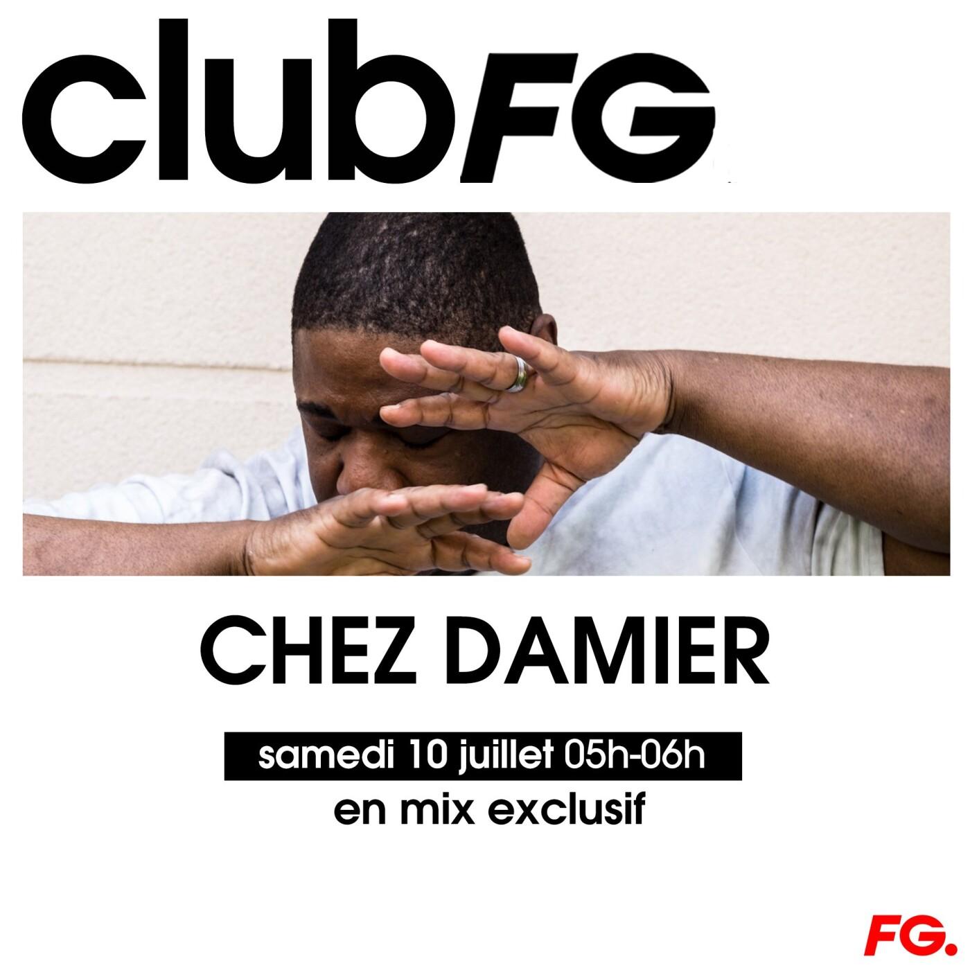 CLUB FG : CHEZ DAMIER